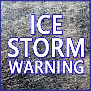 HOMETOWN MEDIA's photo on Ice Storm Warning