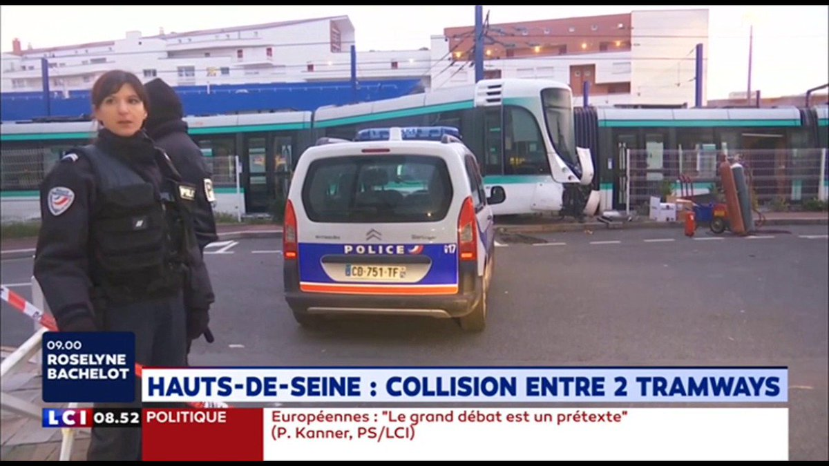 La Matinale LCI's photo on issy-les-moulineaux