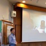 Image for the Tweet beginning: Yritysten pitchaukset täydessä vauhdissa @energiaviisaat