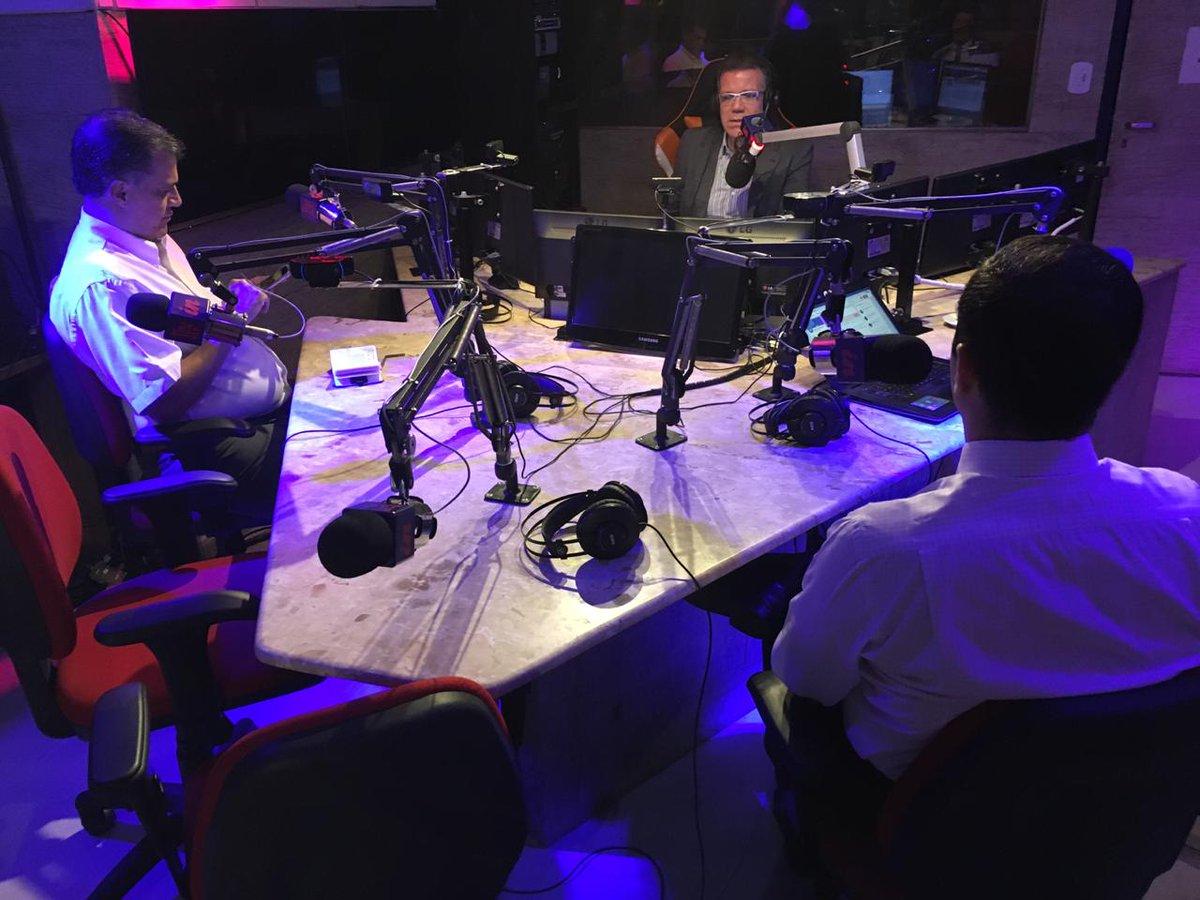 Rádio Interativa FM's photo on Jornalismo