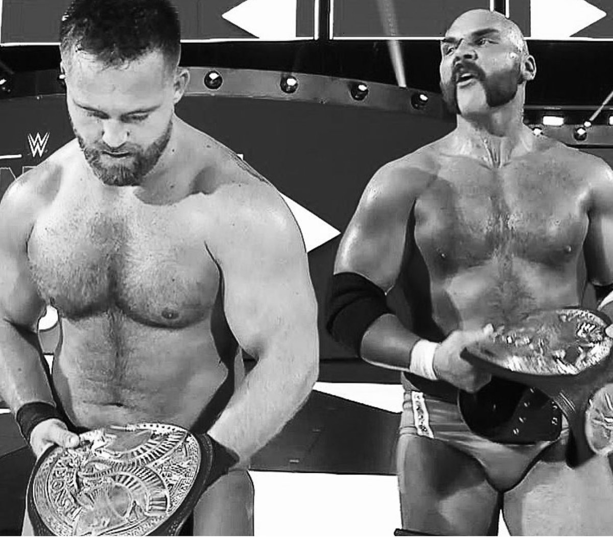 Wrestling With Johners Podcast's photo on #TagTeamTitles