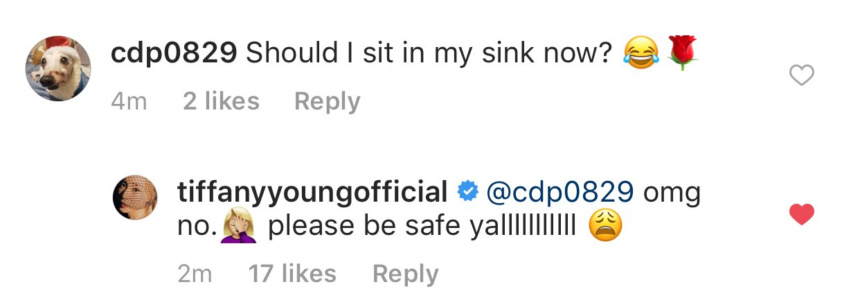 Fany reply comment to sone (2) ��   #TiffanyYoung #BestSoloBreakout #iHeartAwards @tiffanyyoung https://t.co/AYUFWsOLU3