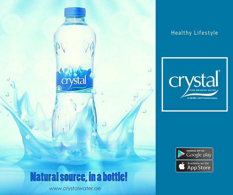 Crystal Water (@CrystalWaterUAE) | Twitter