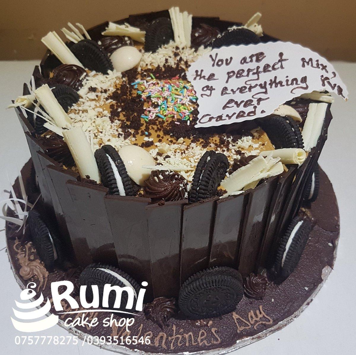 Terrific Rumi Cake Shop On Twitter Say It With Chocolate Cake This Funny Birthday Cards Online Benoljebrpdamsfinfo