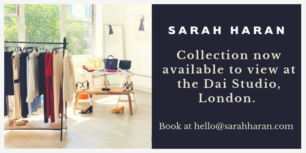 View and feel our collection at the @Dai studio, London. http://bit.ly/2ARDvad