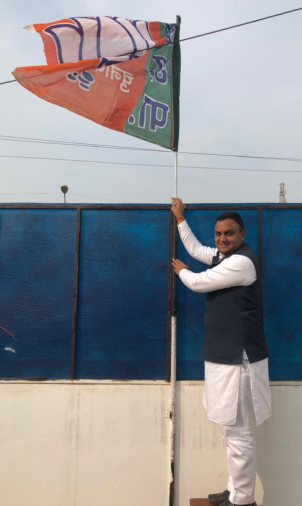 BJP Charkhi Dadri's photo on #MeraParivarBhajapaParivar