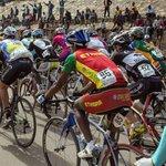 Image for the Tweet beginning: D-11 @Tour_du_Rwanda11 Gabonese raced