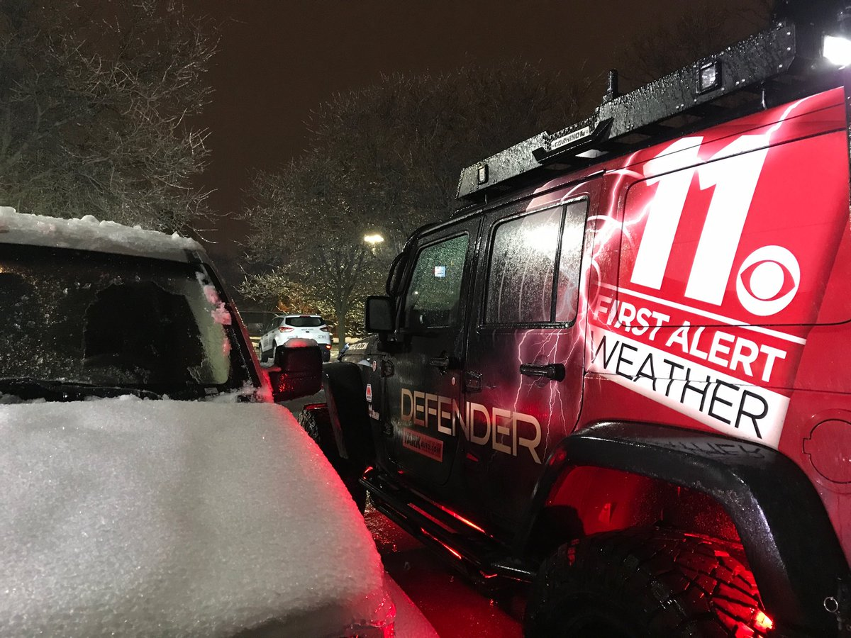 Chris Vickers's photo on Ice Storm Warning