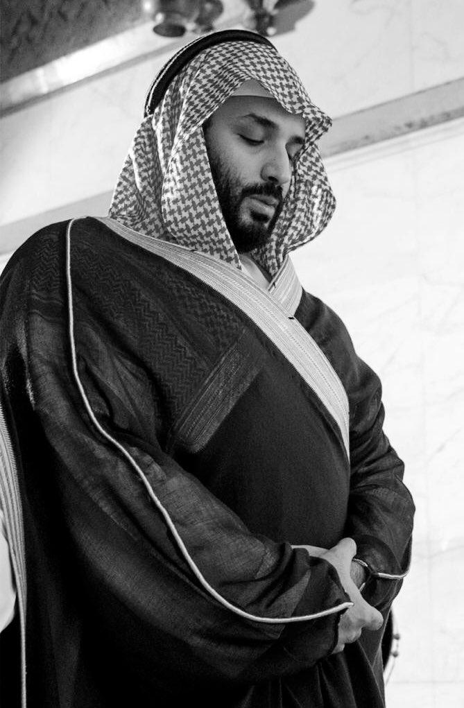 S.M.K |2030🇸🇦's photo on #محمد_بن_سلمان_في_الحرم_المكي