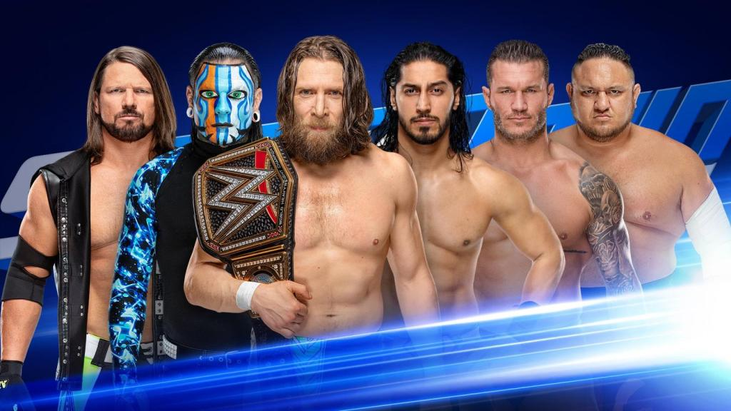 Tonight's WWE SmackDown And 205 Live - Gauntlet Match, Charlotte - WrestleMania, McMizTV, More