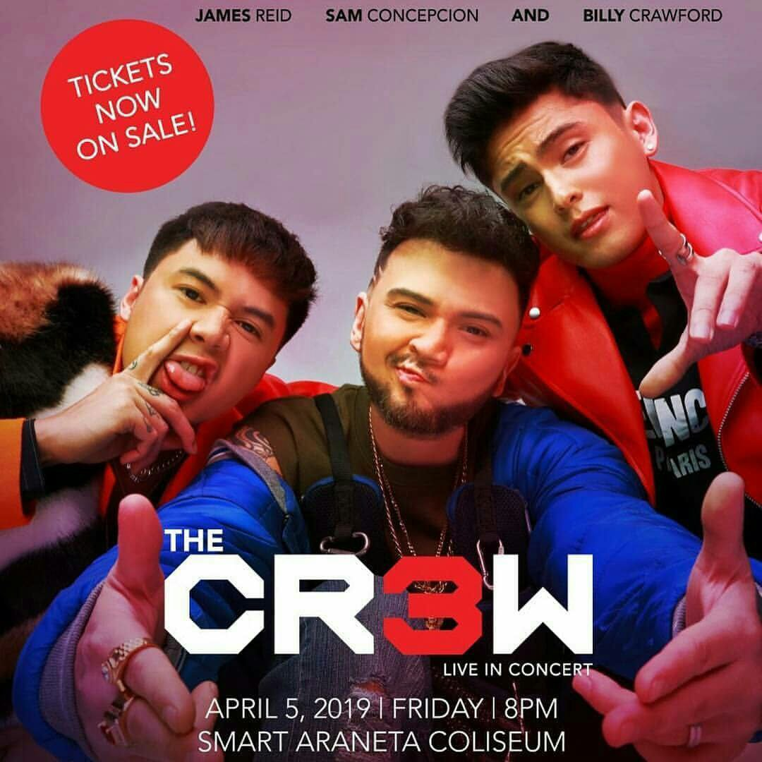 You don't want to miss this! Make sure you grab your tickets now!  #JoinTheCr3wOnApril5 <br>http://pic.twitter.com/MCiV6suADG