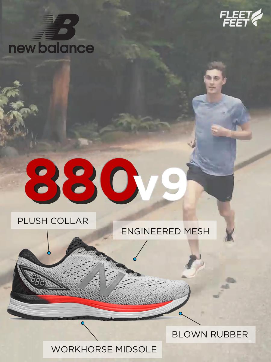 new balance 880v9 uomo