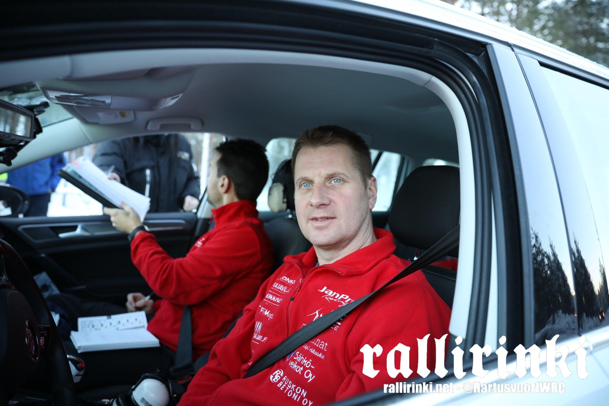 WRC: 67º Rallye Sweden [14-17 Febrero] - Página 2 DzN0-bHWkAIAQeC