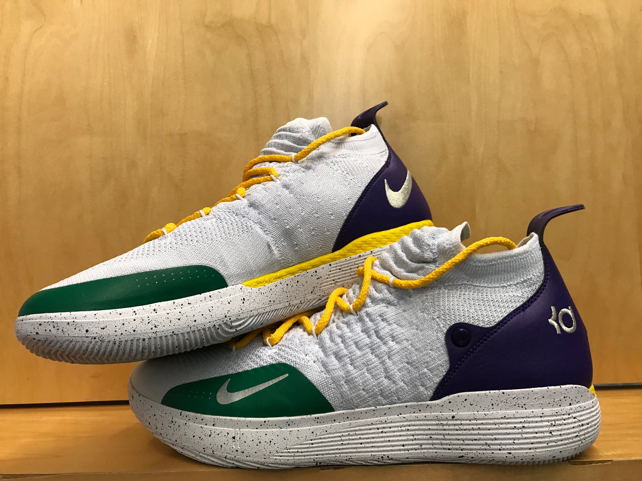 Tulane Green Wave NCAA Basketball: Oh, we've got some 🆕 @KDTrey5's to match the #MardiGras threads, too #RollWave.  Twe...