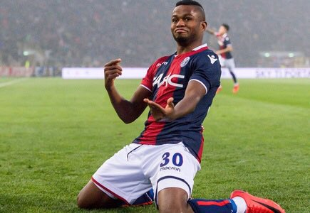 L'Impact confirme l'arrivée de l'attaquant nigérian de 21 ans Orji Okwonkwo en prêt pour la saison 2019, en provenance de Bologne. #IMFC