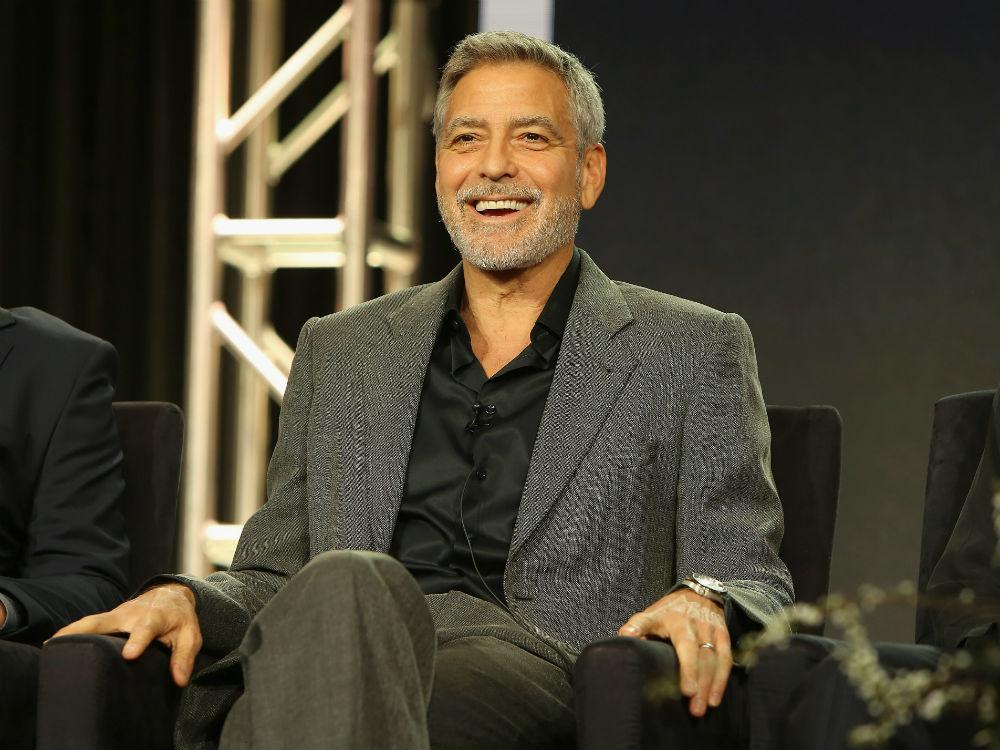 National Post's photo on George Clooney