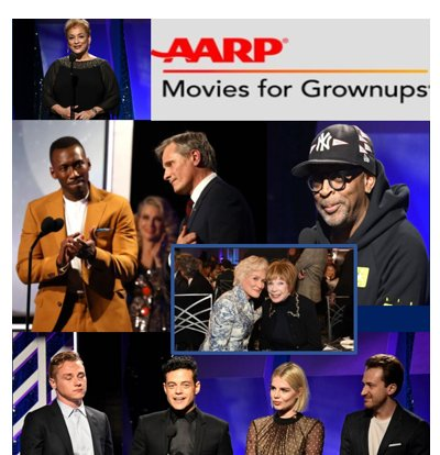 Looking forward to seeing @AARP's Movies for Grownups® Awards airing  this Friday, February 15 at 9 p.m. on @PBS and will be available to stream starting February 16 at http://pbs.org/moviesforgrownups…  @GPerfPBS #DisruptAging!