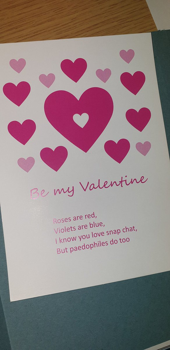 these postcards are being given out by north yorkshire police lmao