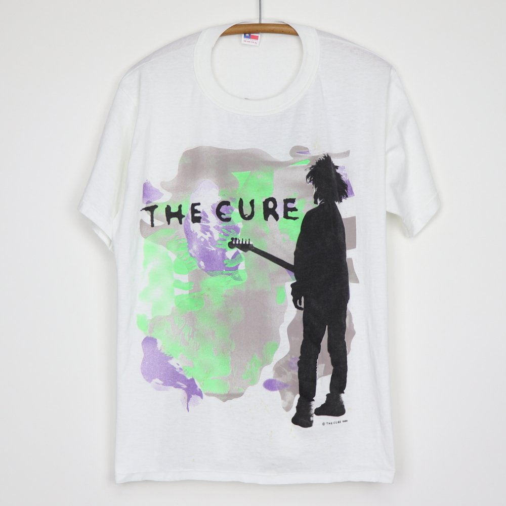 e1a1a6e5e Boys don't cry 1986 .@thecure Boys Don't Cry Shirt -  https://wycovintage.com/product/1986-the-cure-boys-dont-cry-shirt/ … #cure  #thecure #vintage #80s ...