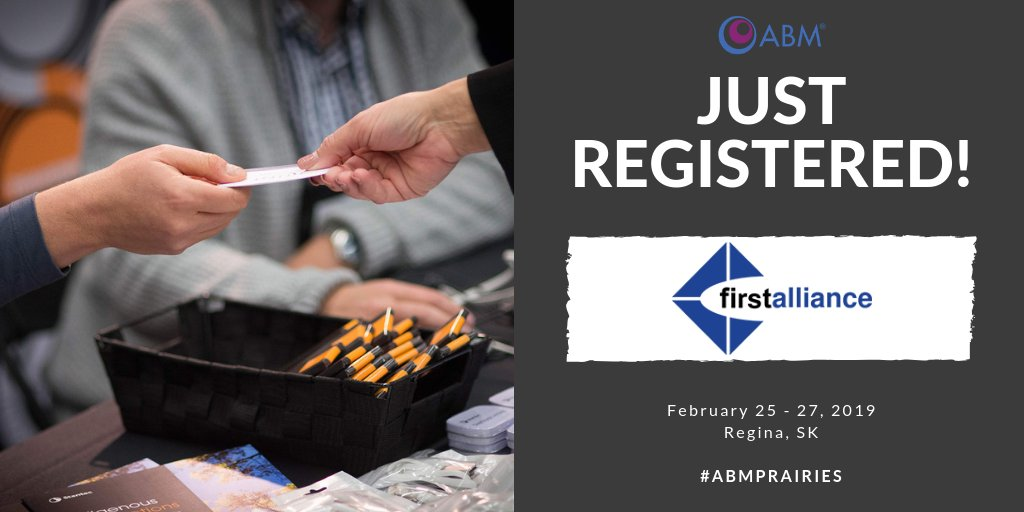 First Alliance Energy Services Ltd. supplies labour broker services and focuses on access and civil construction, land clearing and mulching, piling services and various others. They are attending #ABMPrairies! Interested in meeting them? Register here: http://ow.ly/Sfqg30nAPqe