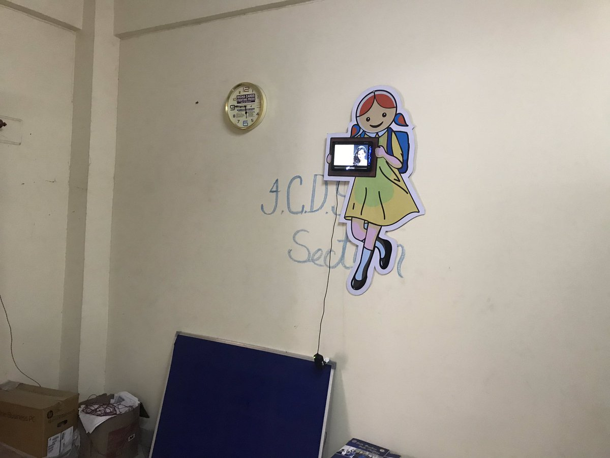 #BetiBachaoBetiPadhao #bbbpsamba installation and operationalization of Digital Gudda Guddi board in samba District of j&k. @MinistryWCD @PMOIndia @Manekagandhibjp A medium for maximum awareness & empowement of Girl Child.