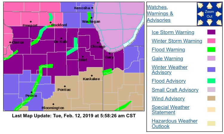 TDS Weather's photo on Ice Storm Warning