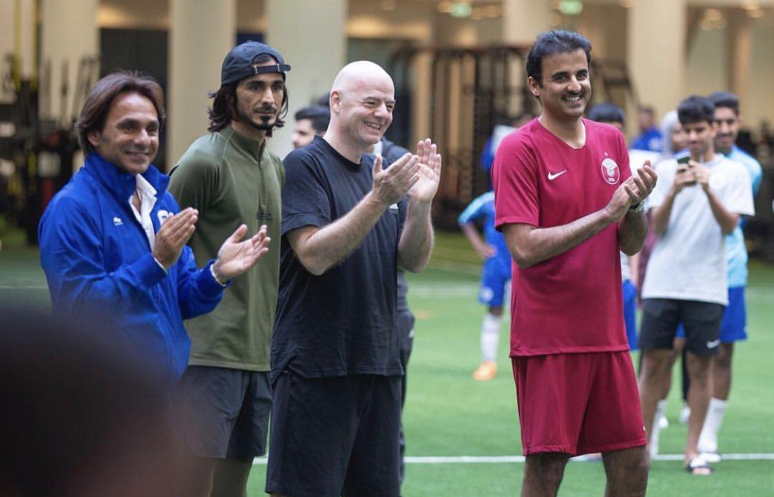يوم رياضي رائع في عاصمة الرياضة  🇶🇦 What a wonderful #NationalSportDay in the capital of sport. 🇶🇦 #Doha #Qatar #NSD2019