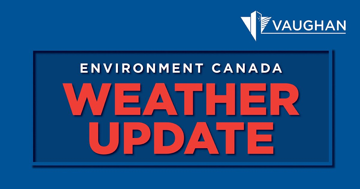 City of Vaughan's photo on Ice Storm Warning