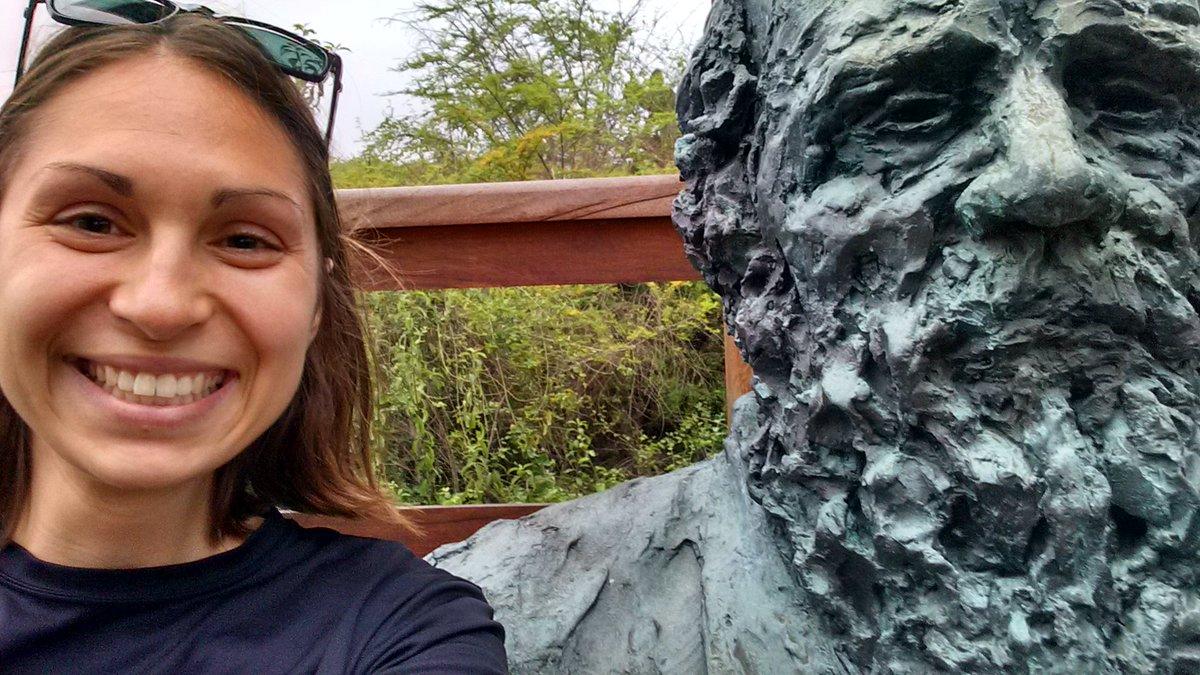 Katie O'Reilly's photo on #darwinday