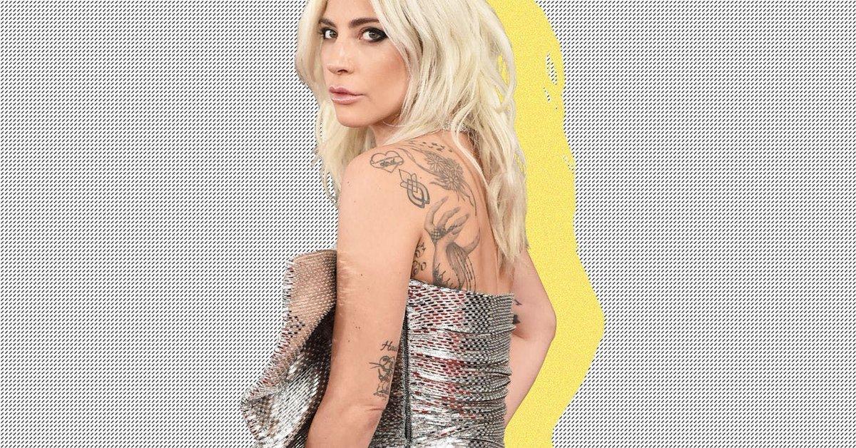 Stylist Magazine's photo on Lady Gaga