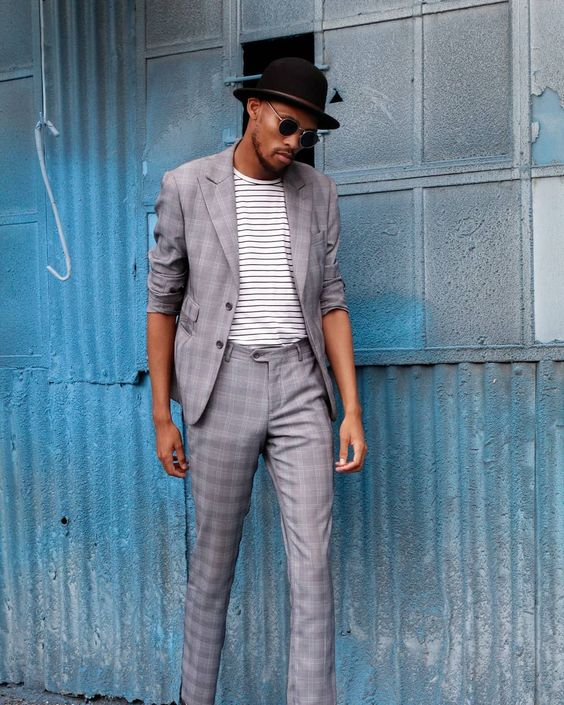 Simply stylish | #StyleEtiquette featuring Tuelo Monageng by @artxkreativophotography   #thefashioncollectiveinc #TFCinc #simplydapper #gq #streetstyle #gqstyle #mensstyle #southafricanfashion