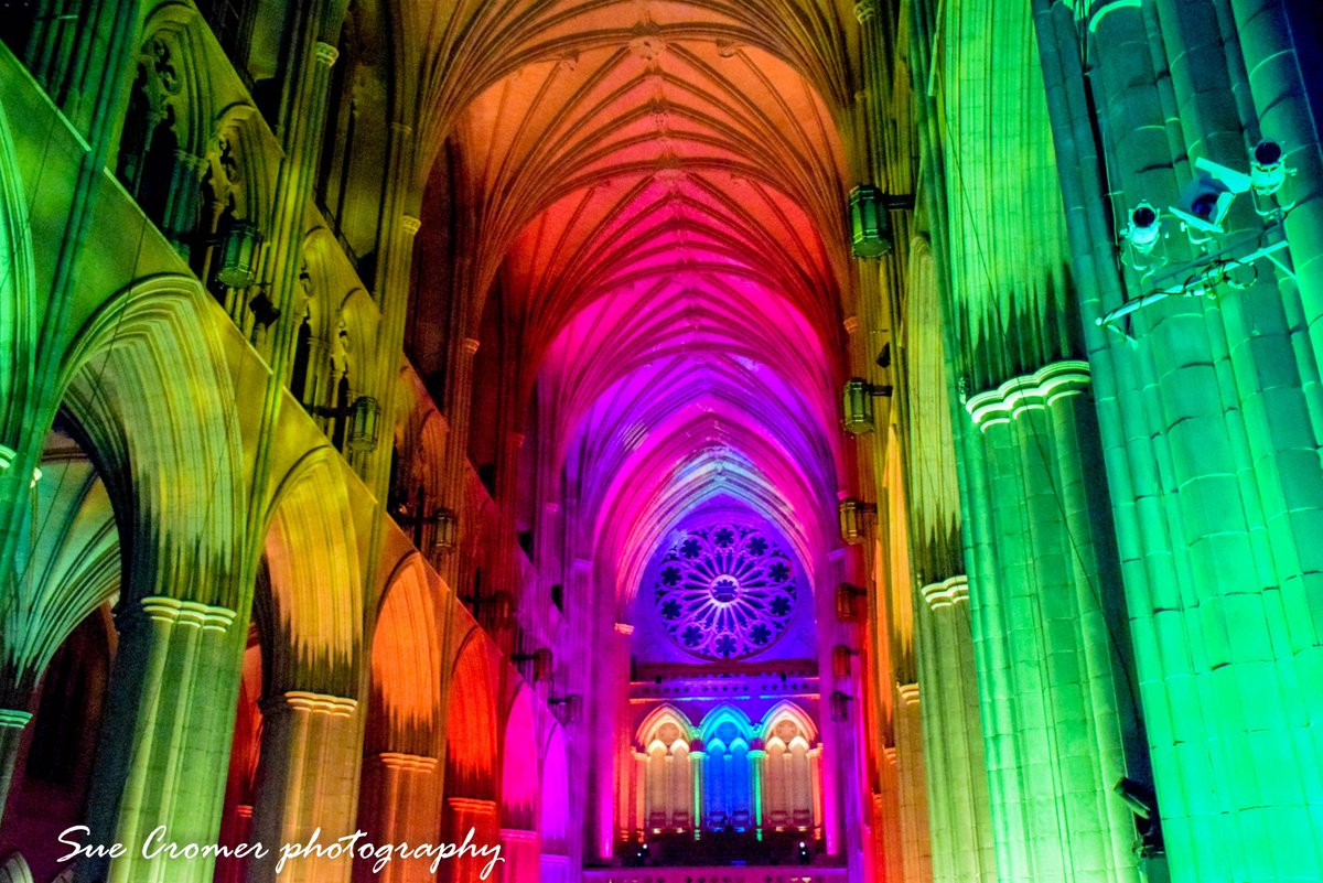 More photos from the #WashingtonNationalCathedral Light Show: #SeeingDeeper. It was incredible! There will be posts for days! Enjoy!<br>http://pic.twitter.com/spEvYnfkQr