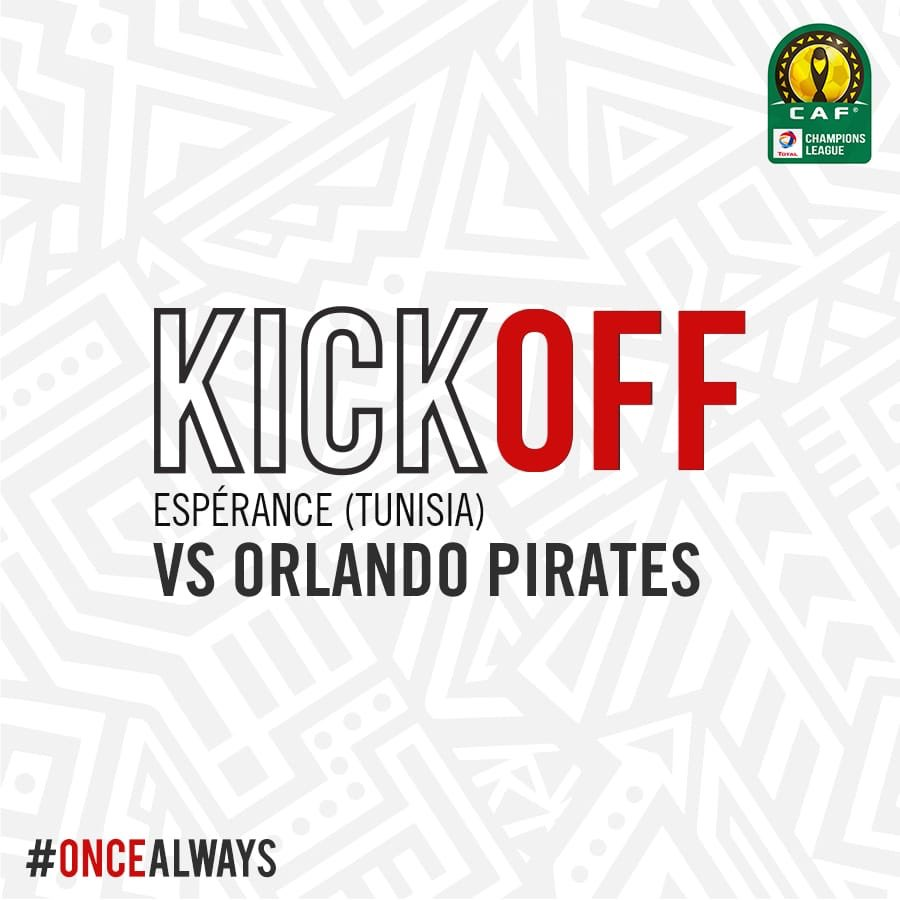 ☠️And we're off! #CAFCL #OnceAlways