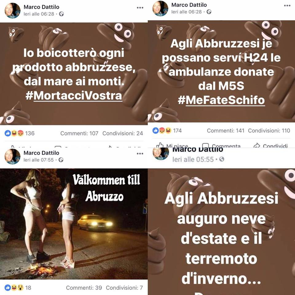 Gabriele Venturini's photo on #Abruzzo