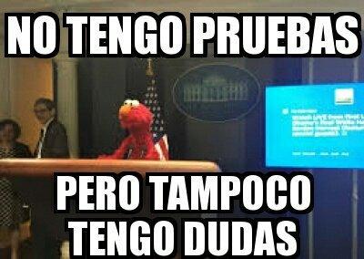 Maca Sanchez Auf Twitter No Tengo Ninguna Prueba Pero Tampoco Ninguna Duda
