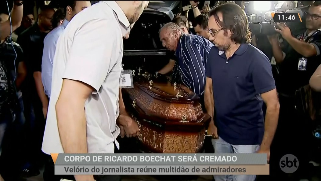 SBT Rio's photo on Museu da Imagem