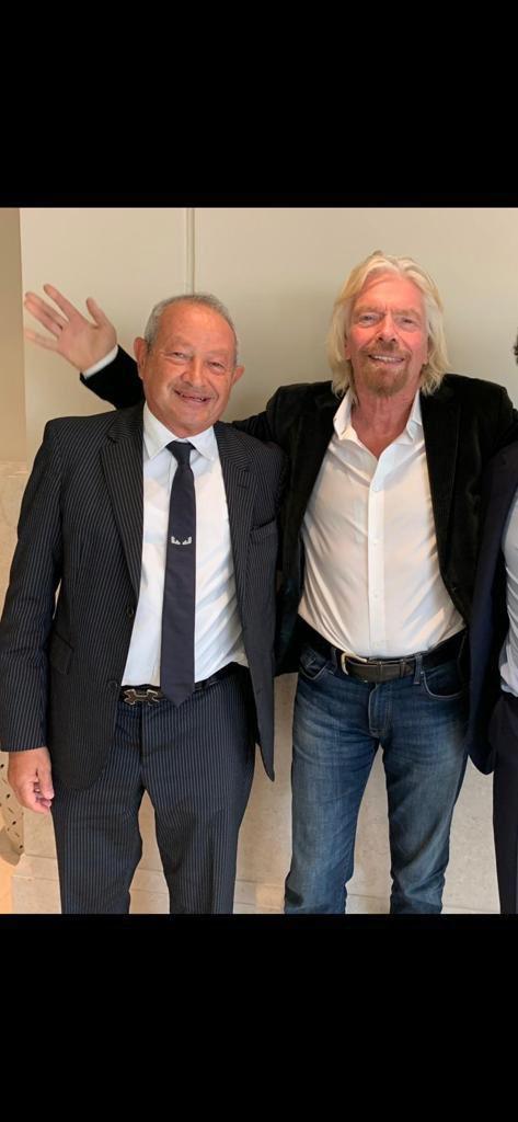 Naguib Sawiris's photo on osama i.