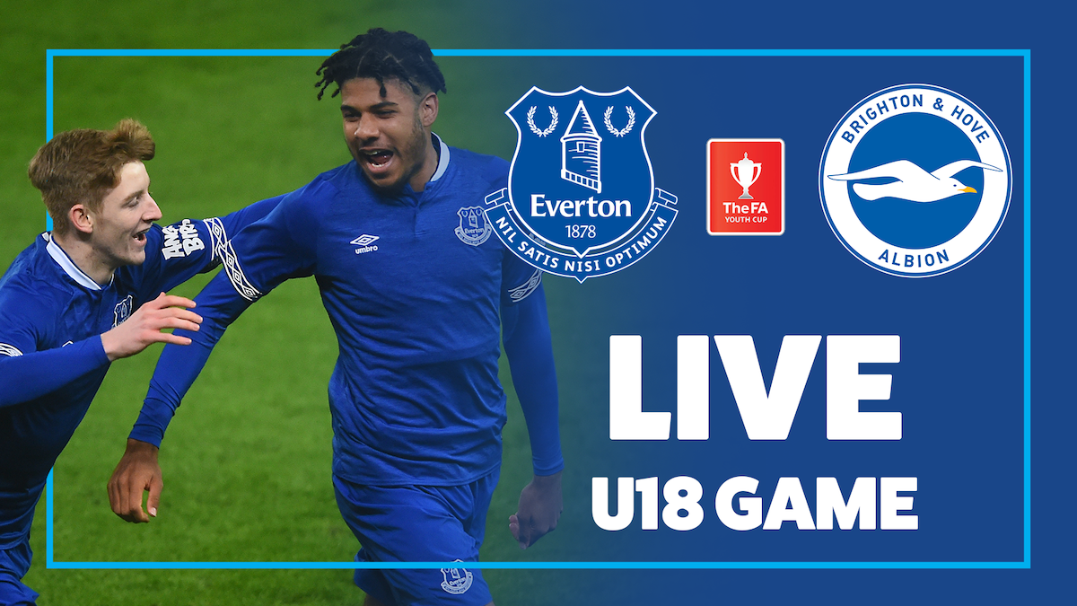 🎫 | Coming to Goodison for tonight's #FAYouthCup tie? Admission is £3 for adults, £1 for concessions - no free entry for Members due to competition rules. KO 7pm.  Can't make it? Tune in to our live stream ➡️ https://www.youtube.com/watch?v=mpeJHGiKbGo …