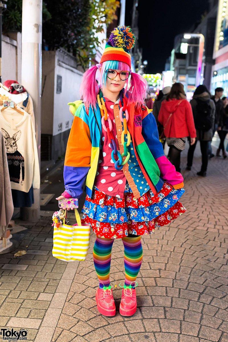 Tokyo Fashion On Twitter Maimai One Of The Japanese
