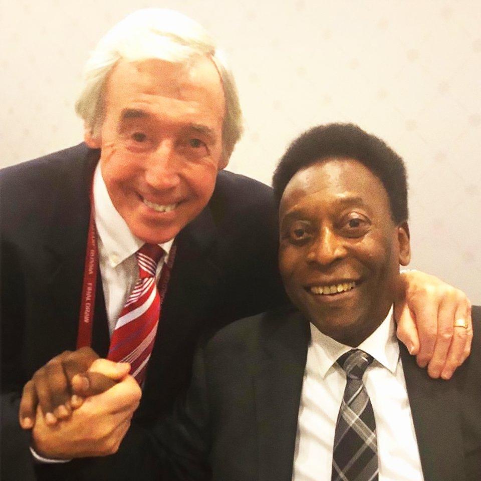 Pelé's photo on Pele