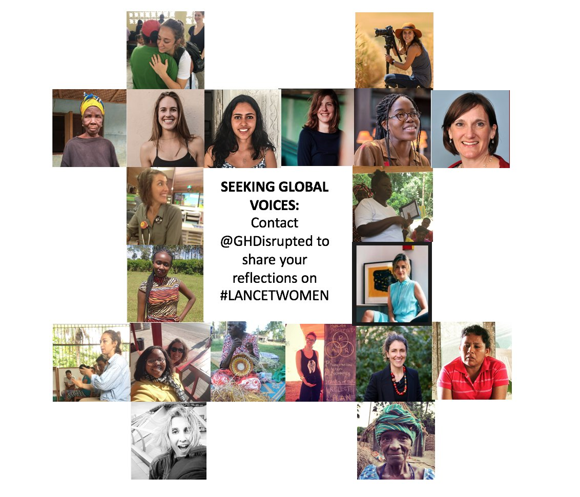 Global Health Disrupted's photo on #womeninstem