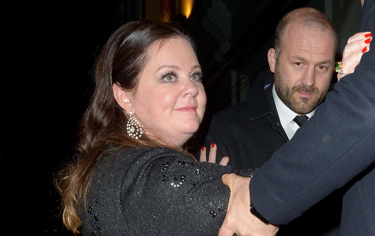 Melissa McCarthy 'carried back to her hotel at 5am' after wild #BAFTA celebrations https://t.co/dZWGX3D6oX