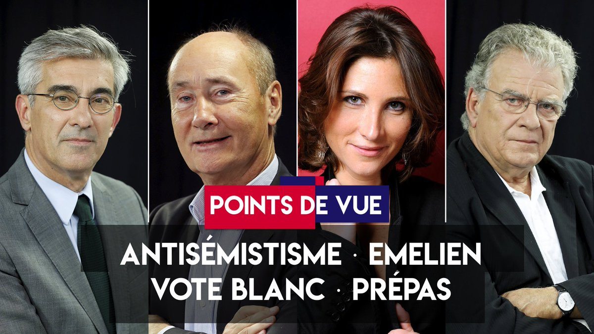 Points de Vue's photo on #antisemitisme