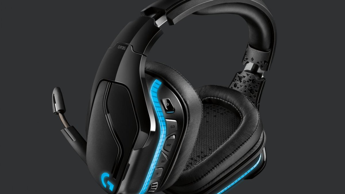 dts The new @LogitechG 935 wireless gaming headset with DTS