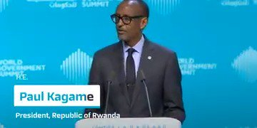 During his session at the #WorldGovSummit, H.E. @PaulKagame, President of the Republic of Rwanda, shares how the transformation of the Rwandan economy triggered unprecedented innovation.