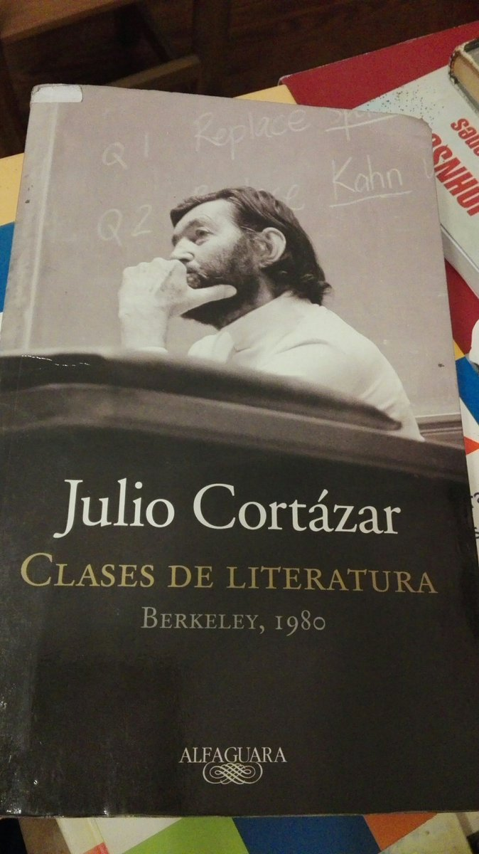 BibliotecaCSViamonte's photo on Julio Cortázar