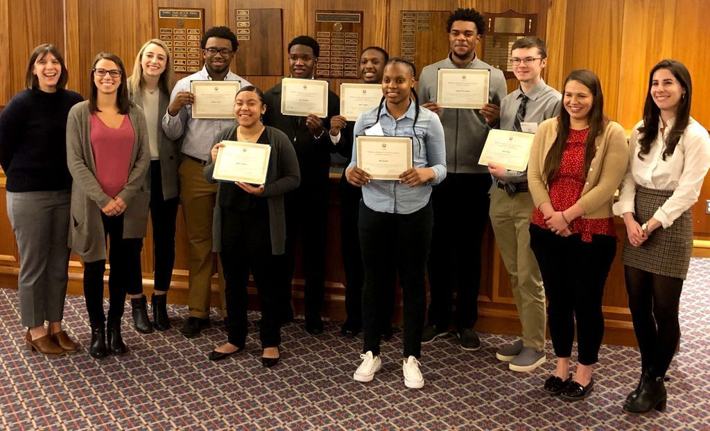 test Twitter Media - Great work to the Cathedral students who traveled to @Suffolk_Law on Saturday to compete in the Regional Marshall-Brennan Moot Court Competition. Congratulations to Mark Chester '19 who advanced to the semi-final round & Skyler DeJesus '19 who advances to Nationals in D.C. https://t.co/v2E0WHkopX