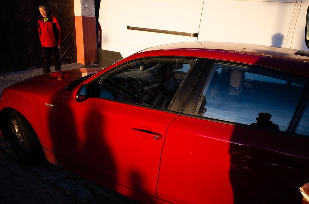 Rojos, III/III. Con mi #RicohGRII de @PentaxSpain. #RicohStreetPhotography