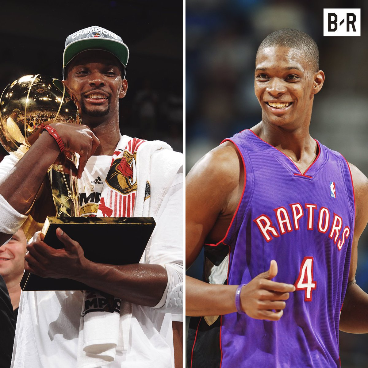 Chris Bosh plans to officially retire during his Heat ceremony in March (via @ringer)  ♦️ 2x champion ♦️ 11x All-Star ♦️ 19.2 PPG | 8.5 REB