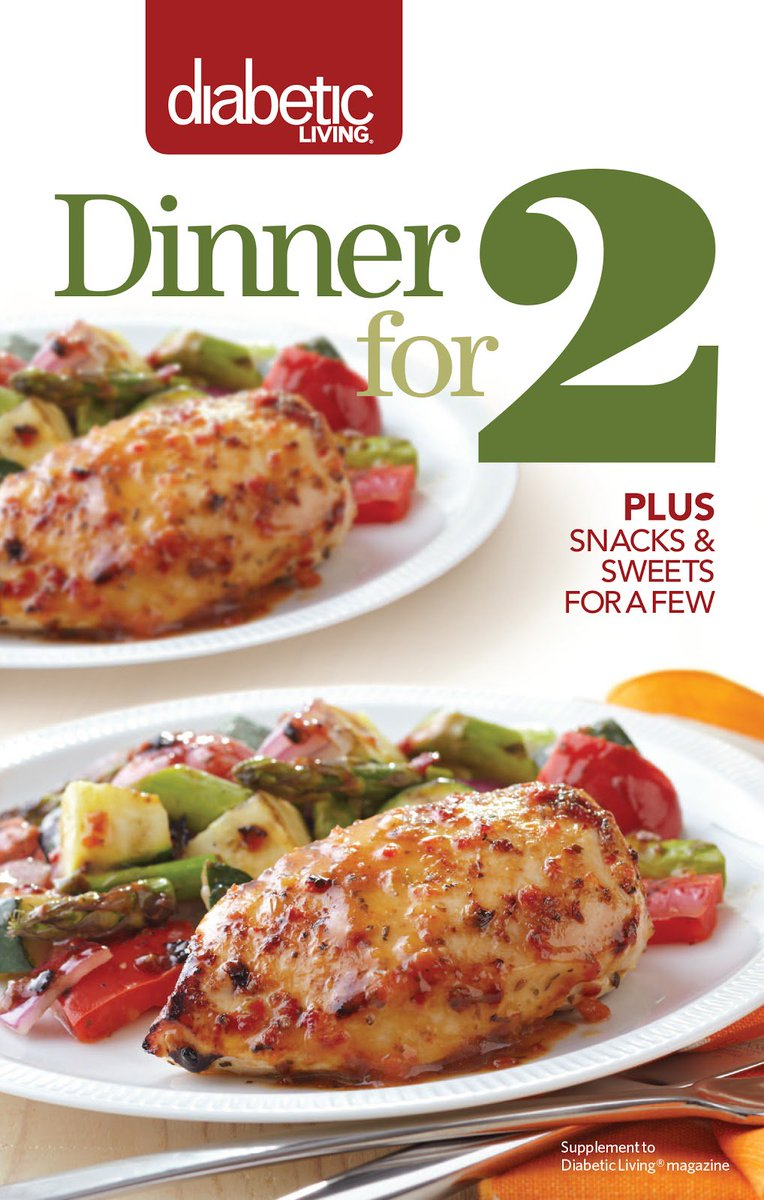 Spice up date night with free #recipes from the @DiabeticLiving Dinner for 2 eBook: https://t.co/if0TBDj7Jn https://t.co/l2v82oVfAQ